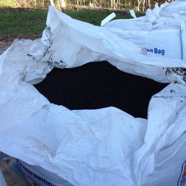 Greenway garden soil cubic yard bag greenway turf inc for Bags of topsoil